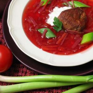 Борщ, торты, вино и другие неожиданные блюда и продукты, помогающие похудеть