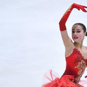 Загитова ответила на критику не попавшей на Олимпиаду американки
