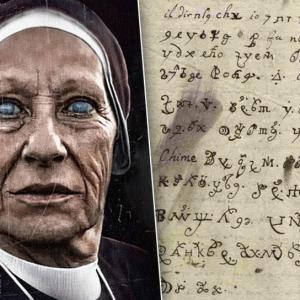 Расшифровано послание дьявола, написанное в XVII веке монашкой, одержимой Люцифером