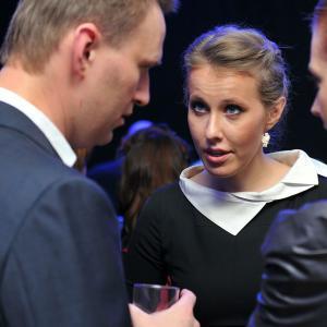 Навальный отказался сотрудничать с Собчак