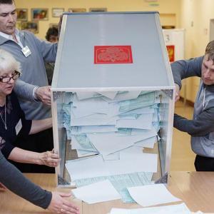 ЦИК обработал 99,75% протоколов на президентских выборах