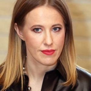 Ксения Собчак не ответила на вопрос о возможной второй беременности