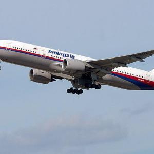 СМИ: пропавший малайзийский Boeing