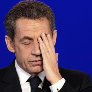 Во Франции арестован Николя Саркози