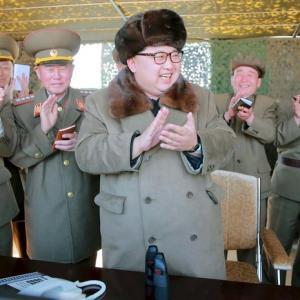 Ким Чен Ын поздравил Путина с победой на выборах президента России