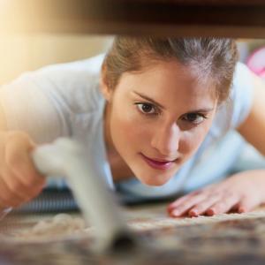 8 мест в доме, которые следует пылесосить гораздо чаще, чем вы привыкли