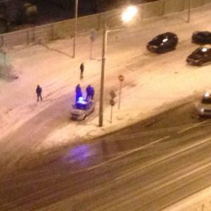 В Петербурге задержали стрелявшего по полицейским водителя Hummer