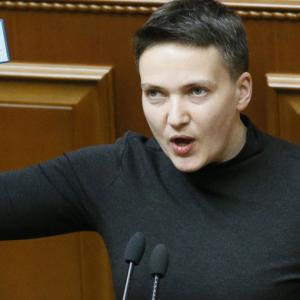 Савченко сравнила украинские и российские СИЗО