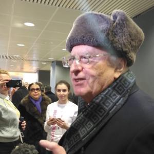 Жириновский подготовил прощальную речь