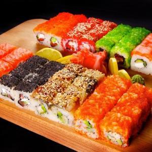 Любишь суши? Думаешь это полезно?
