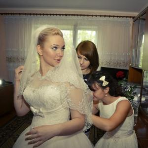 Какие свадебные платья модны в этом году?