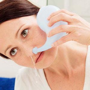 Почему нельзя промывать нос
