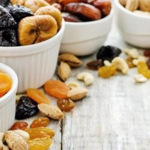 Сухофрукты — вместо таблеток и аптечных витаминов