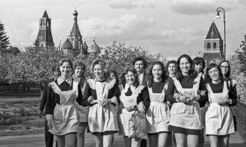 Эксперимент над школьницами СССР: результаты шокировали