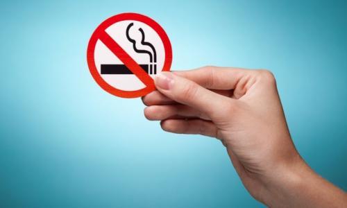 За курение у подъездов придётся заплатить штраф