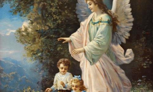 Что всем нужно знать об ангеле-хранителе