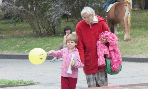 Черниговская пенсионерка, родившая в 65 лет: что с ней