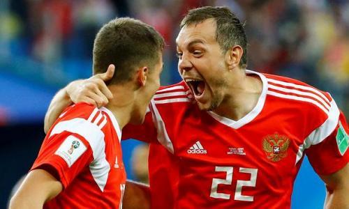 Сборная России обрадовала россиян