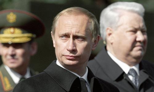 Вот как Путин пришел к власти: Нина Ельцина открыла всю правду