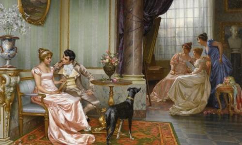 Как дворянки теряли свою честь