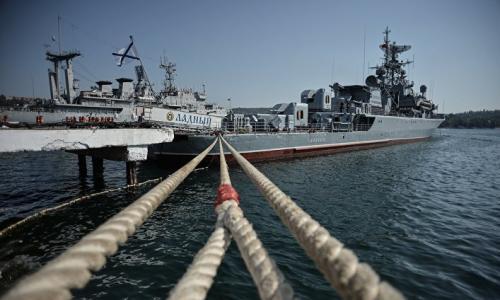В Раде хотят расширить зону морского контроля Украины