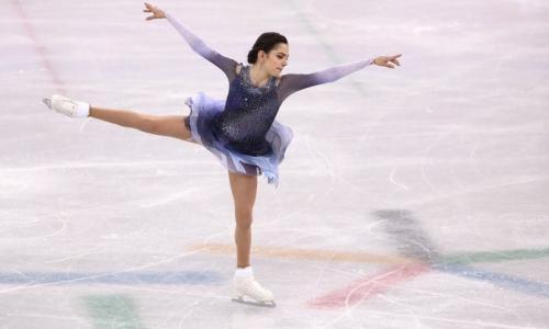 Фигуристка Медведева поставила мировой рекорд на ОИ