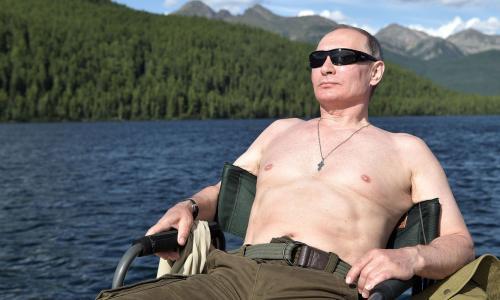 Ученые раскрыли технологию для вечной жизни Путина
