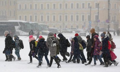 В правительстве задумались над переносом зимних каникул