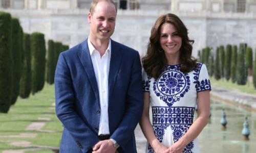 Принц Уильям сравнил Кейт Миддлтон с деревом