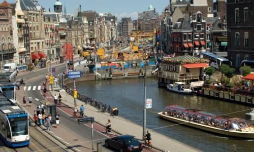 В Европе появится страна с бесплатным общественным транспортом