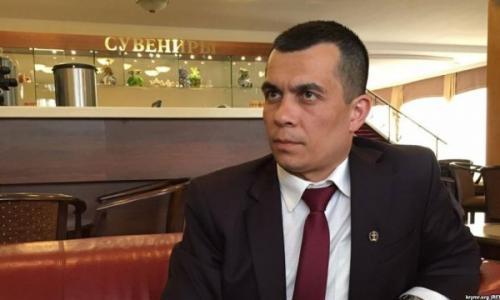 Адвоката украинских моряков задержали за экстремизм