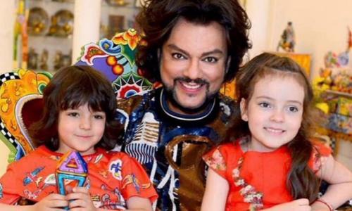 Киркоров калечит психику своим детям, навязывая им публичность. Видео