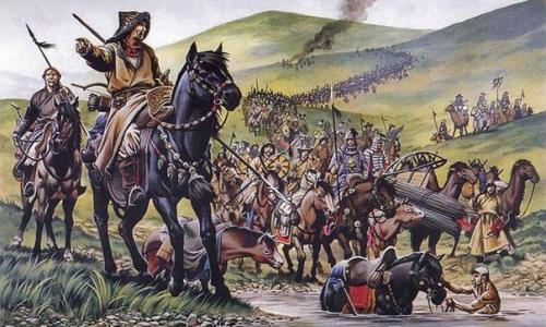 «Желтый крестовый поход»: как татаро-монголы ходили на Русь