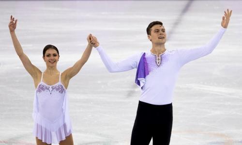 Российских фигуристов засудили на Олимпиаде