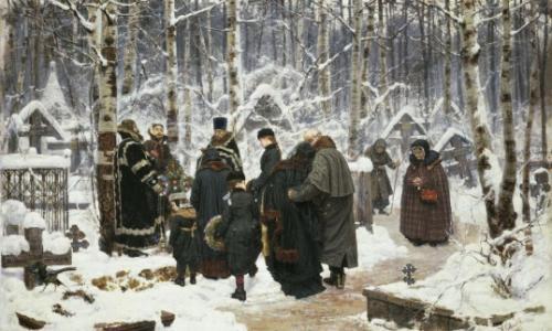 Что нельзя делать на кладбище православному