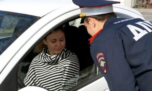 Что грозит водителю, пославшему автоинспектора?