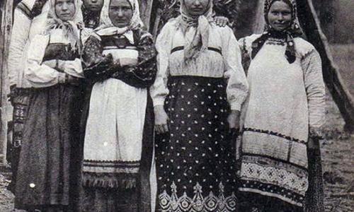 Как предохранялись русские женщины