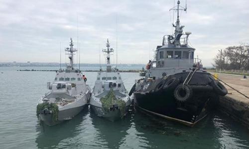Инцидент в Черном море: российские корабли ударили ракетами