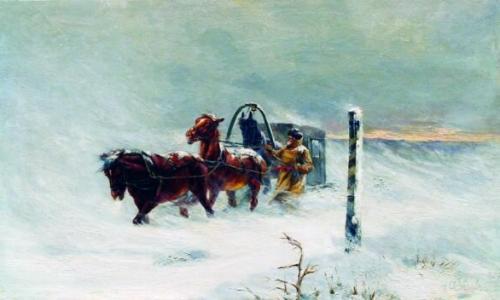 Как татаро-монголы создали почтовую систему на Руси