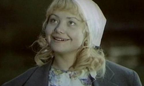 Актрисе из сериала