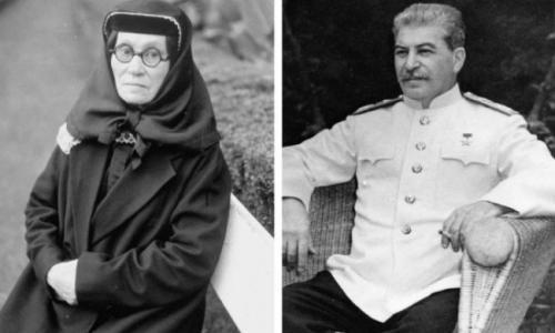 Матери видных правителей ХХ века