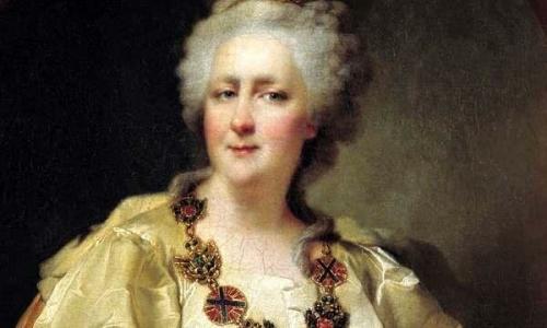 На сколько лет фавориты Екатерины были её моложе
