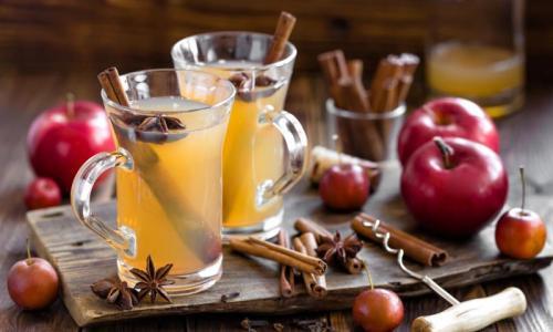 3 рецепта витаминного напитка при простуде