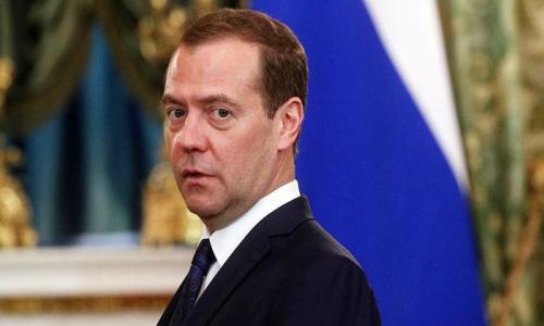 Медведев приказал ведомствам проработать вопрос о запрете клеток в залах судов