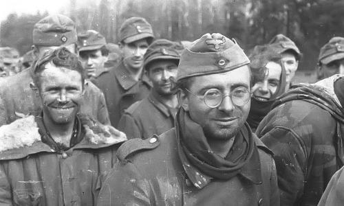 Как солдаты СССР расправлялись с немками