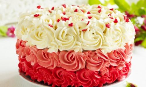 Самые простые варианты крема для торта!