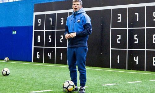 Аршавин стал тренером юношеской команды в академии «Зенита»