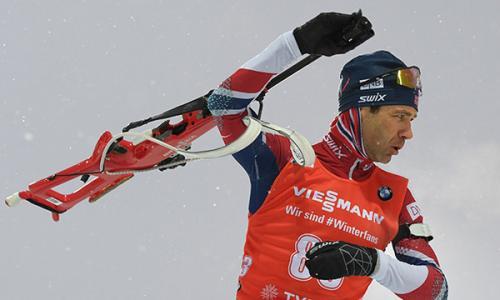 Бьорндален прокомментировал допинг-скандал вокруг Логинова