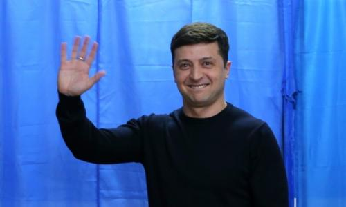 Зеленский представил будущую президентскую команду