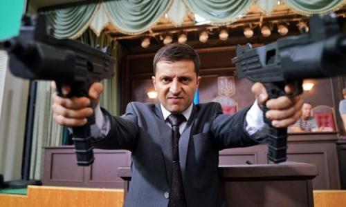 Зеленского могут убить прямо на стадионе